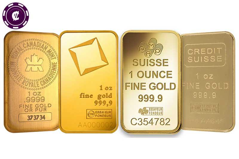 gold ounce