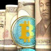 japan yen, bitcoin