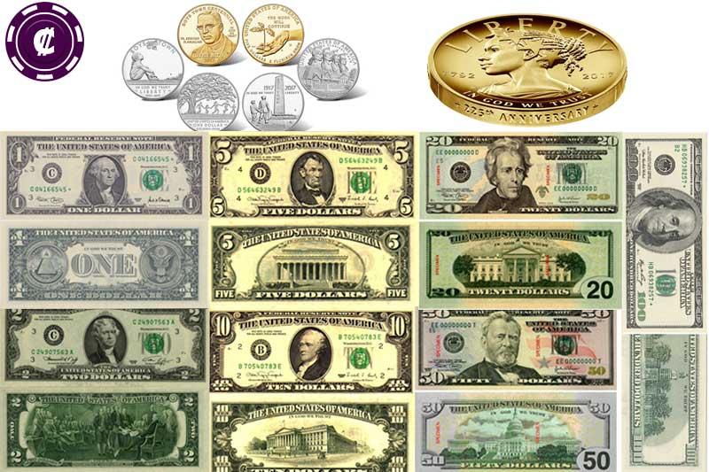 usd dollar