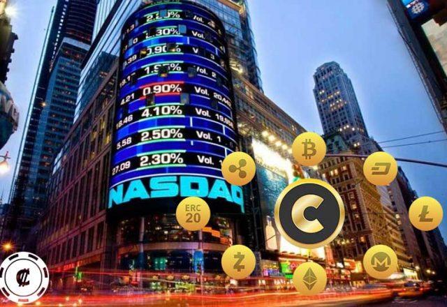 Nasdaq will list cryptocurrency